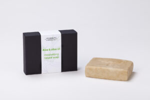 Aloe vera and Olive oil